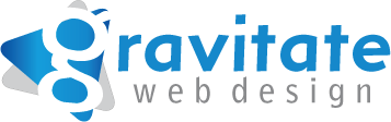 Gravitate Web Design logo